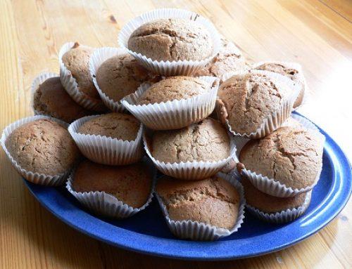 Muffins mit Ayurvedischen Gewürzen helfen der Verdauung